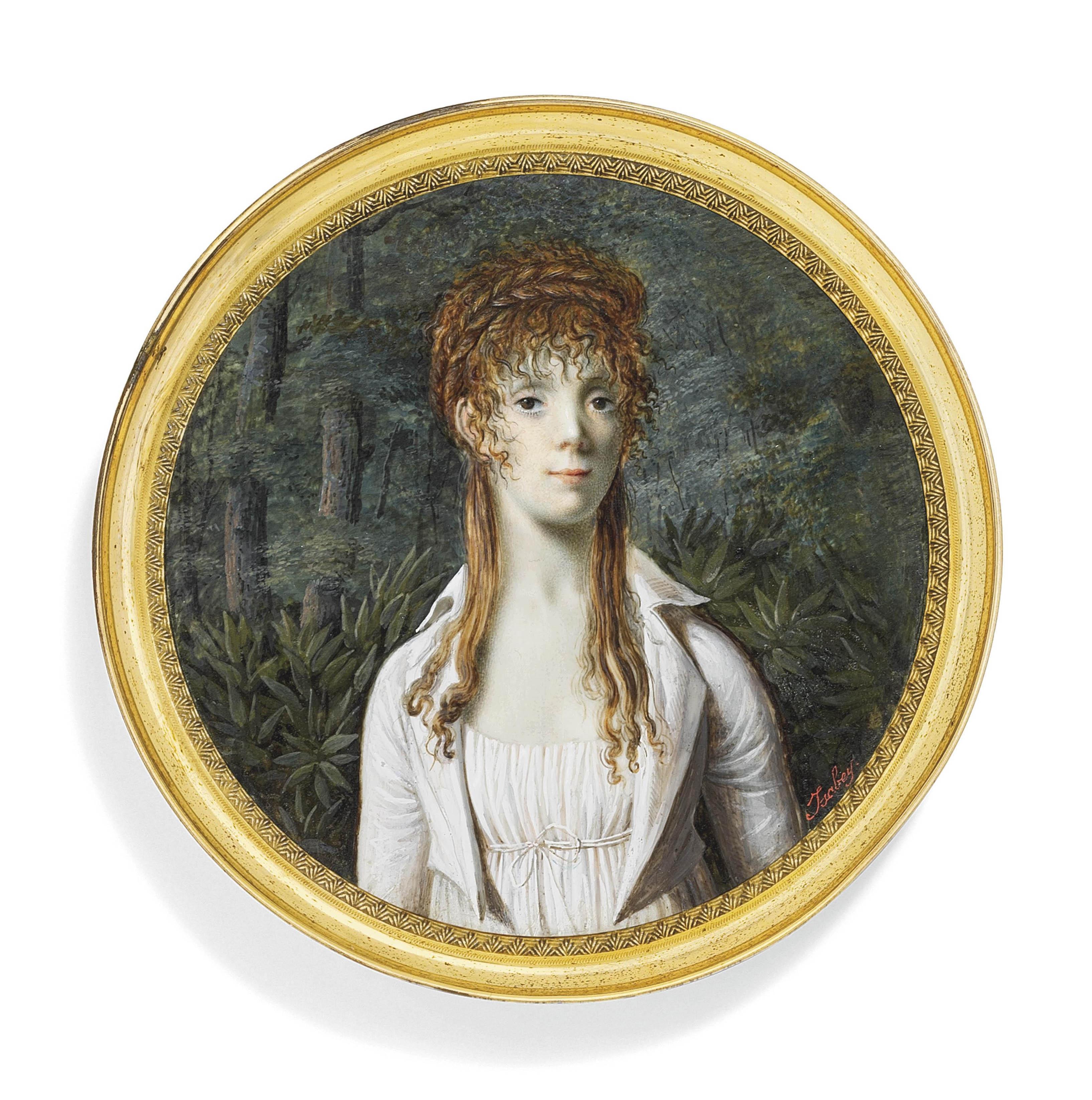 ANTHELME FRANÇOIS LAGRENEE (FRENCH, 1774-1832)