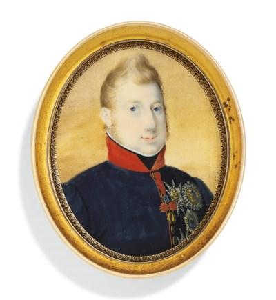 ADALBERT SUCHY (BOHEMIAN, 1783