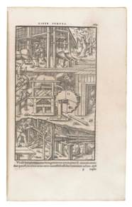 AGRICOLA, Georgius (1494-1555)