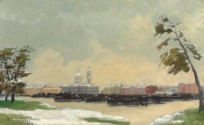 Anna Ostroumova-Lebedeva (1871