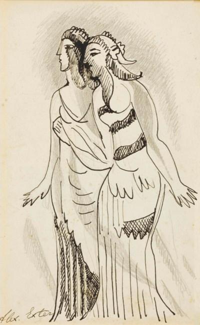 Alexandra Exter (1882-1949)