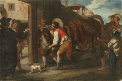Agostino Melissi (Florence ?16