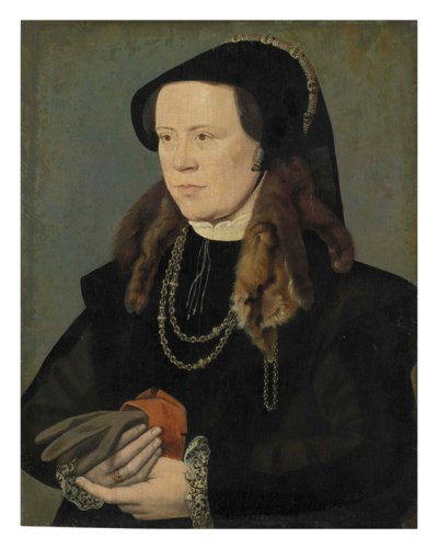 Attributed to William Scrots (