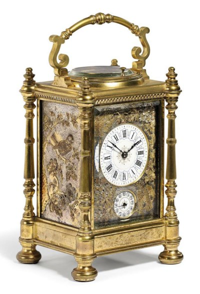 A FRENCH GILT AND PARCEL-SILVE