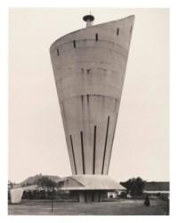 Water tower; Pas de Calais, 1979