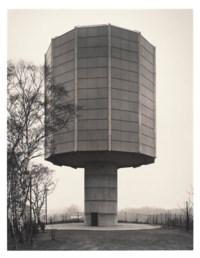 Water tower; Essen Bybang, 1980