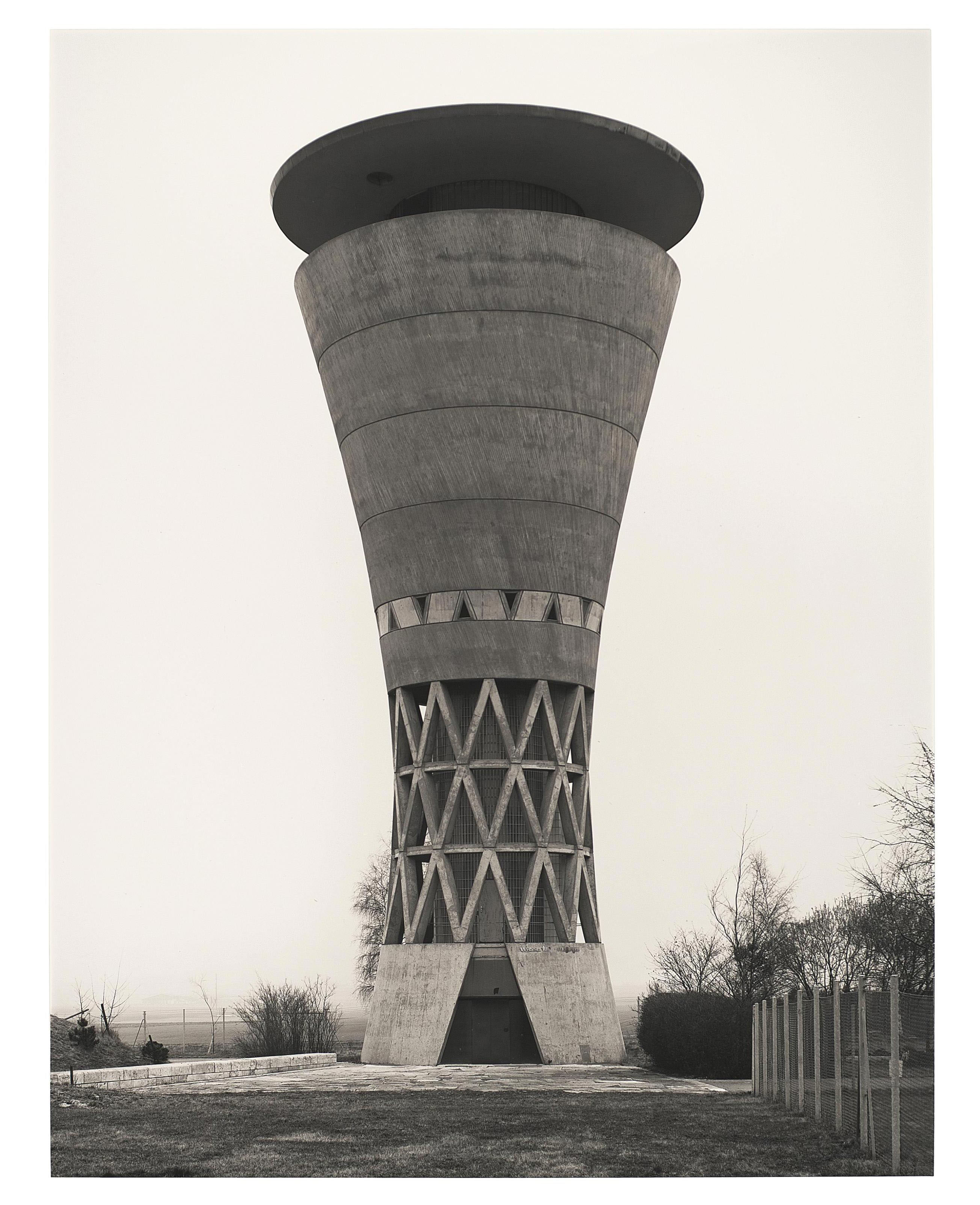 Water tower; Stuttgart, 1980