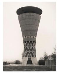 Water tower; Stuttgart, 1980
