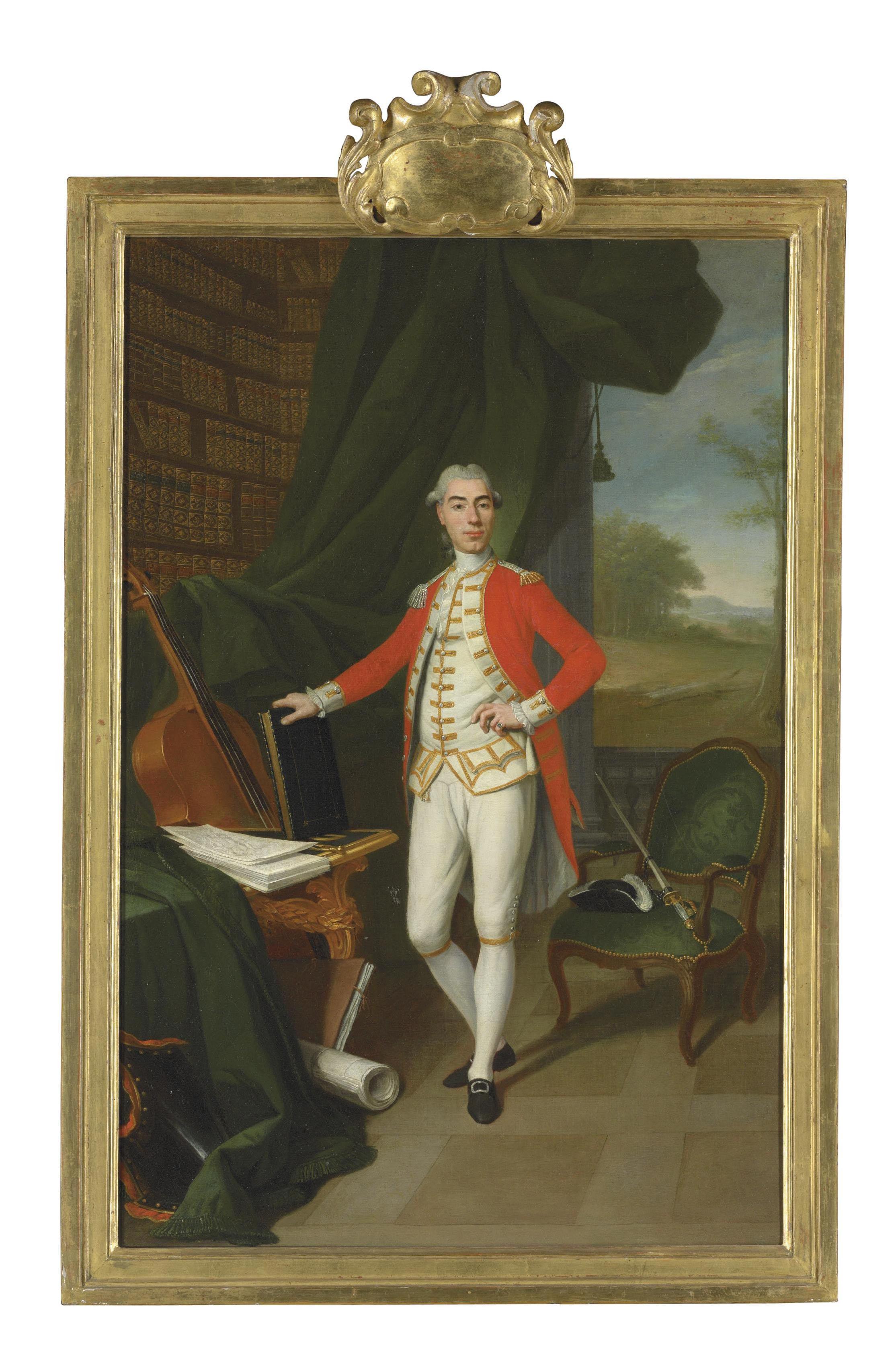 Johann Melchior Wyrsch (Buochs, Nidwalden 1732-1798)