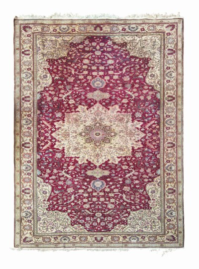 A TURKISH CARPET, POSSIBLY KAI