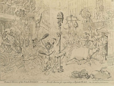 GILLRAY, James. The Works from