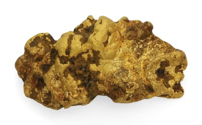 A GOLD NUGGET