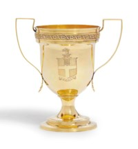 THE NEWTON CUP A GEORGE III GOLD CUP