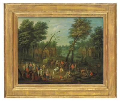 J.B. Monteyne (active Antwerp,