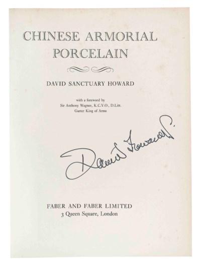 HOWARD, David Sanctuary. Chine