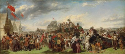 William Powell Frith, R.A., (1