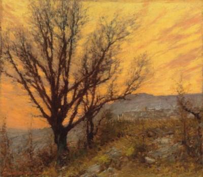 Henry Herbert La Thangue, R.A.