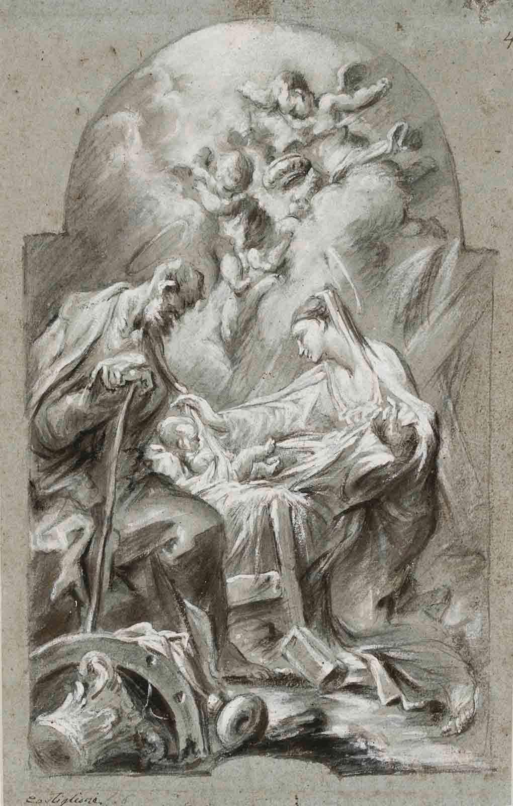 Alessandro Magnasco (Genoa 166
