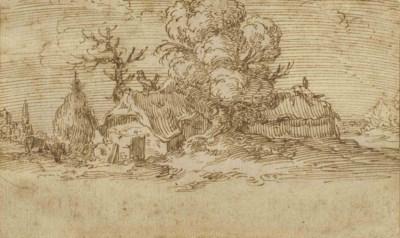 Attributed to Esaias van de Ve