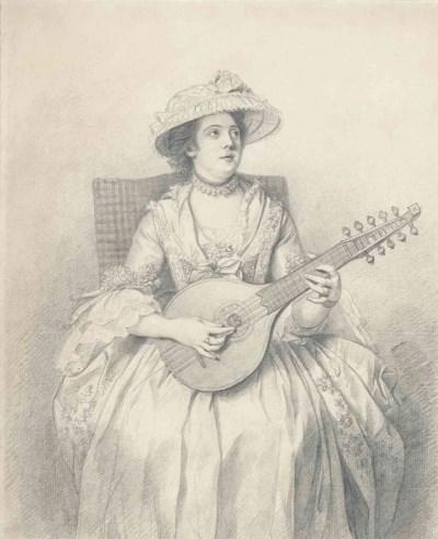 Sir Nathaniel Dance, R.A. (Lon