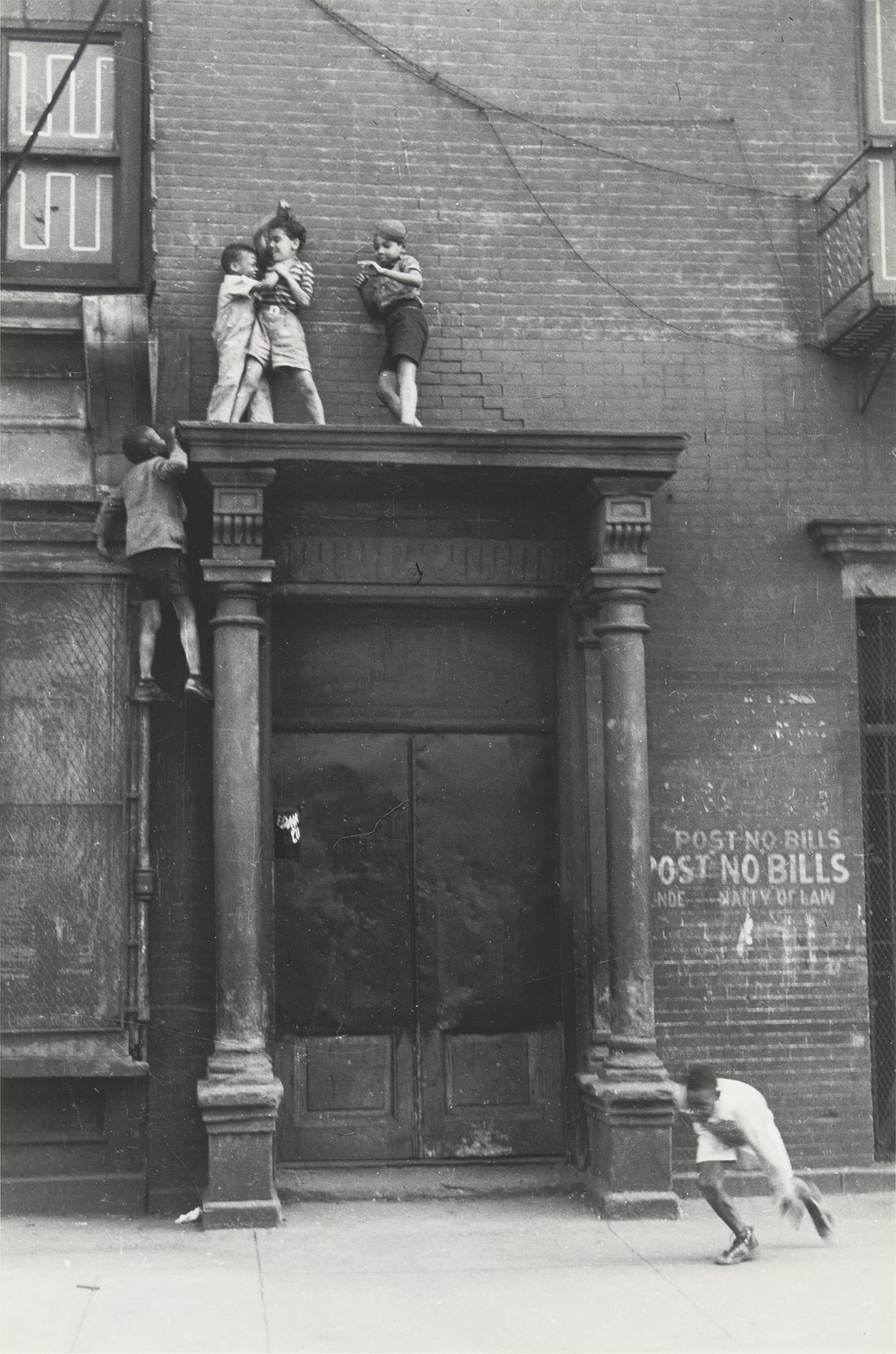 New York, c. 1940