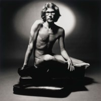 Yves Saint Laurent, Paris, 1971