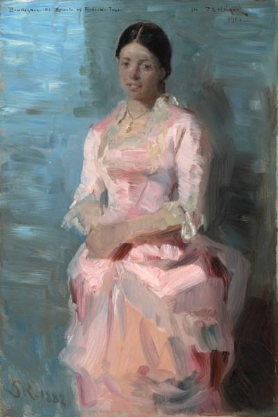 Peter Severin Krøyer (Danish,