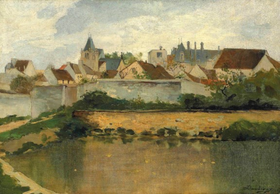Charles-François Daubigny (Fre