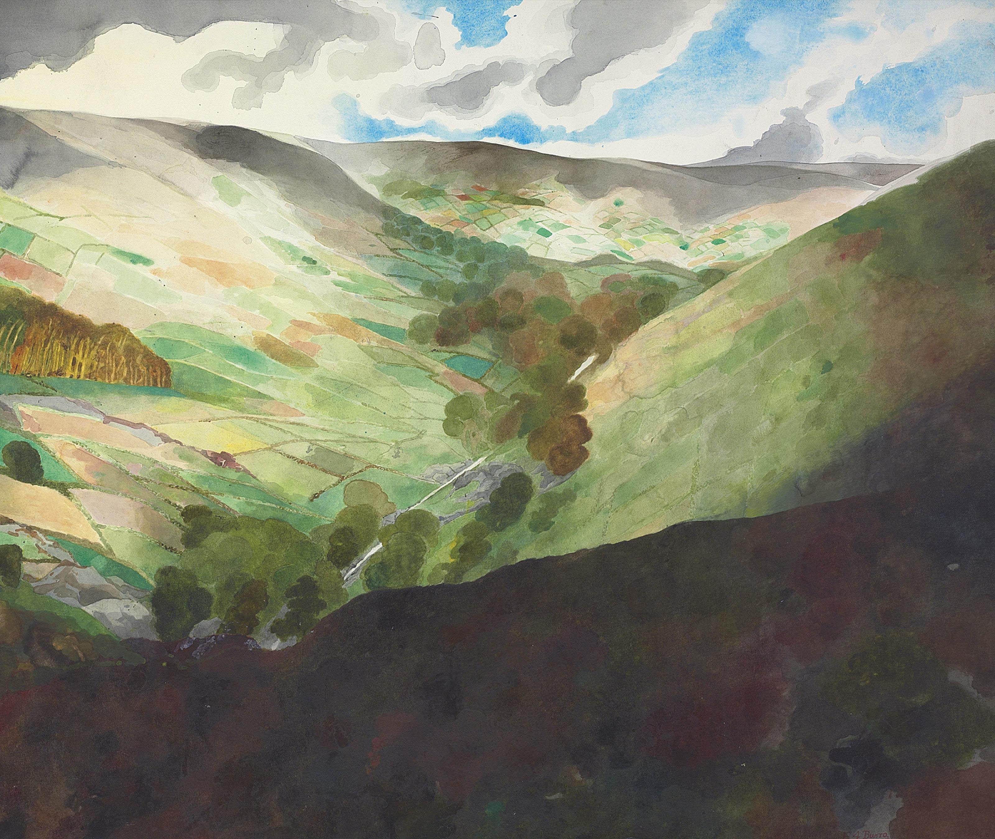 Landscape, Dartmoor