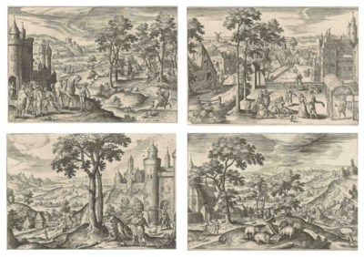 Adrian Collaert (circa 1560-16