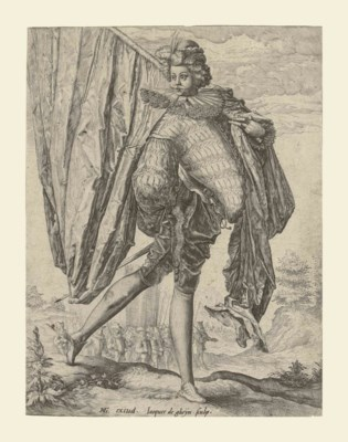 Jacques de Gheyn the Younger (