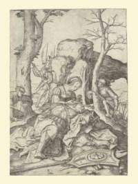 Samson and Delilah (Holl. 25)