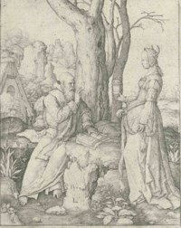 The Temptation of Saint Anthony (Holl. 117)