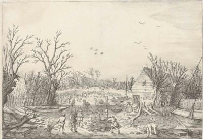 Esaias van de Velde  (1590/91-