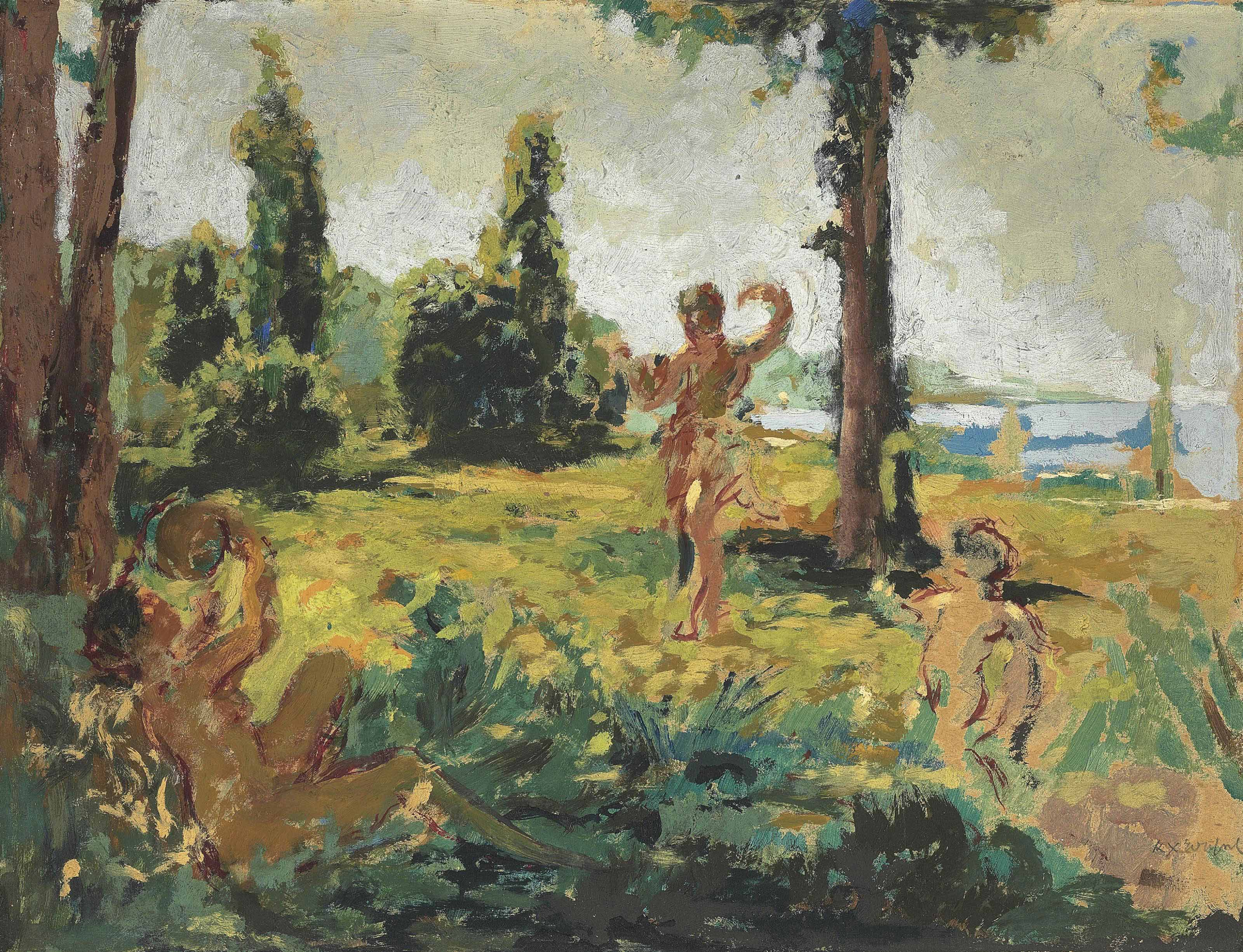 Dance of Nymphs