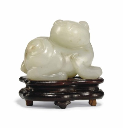 A SMALL CHINESE PALE CELADON J