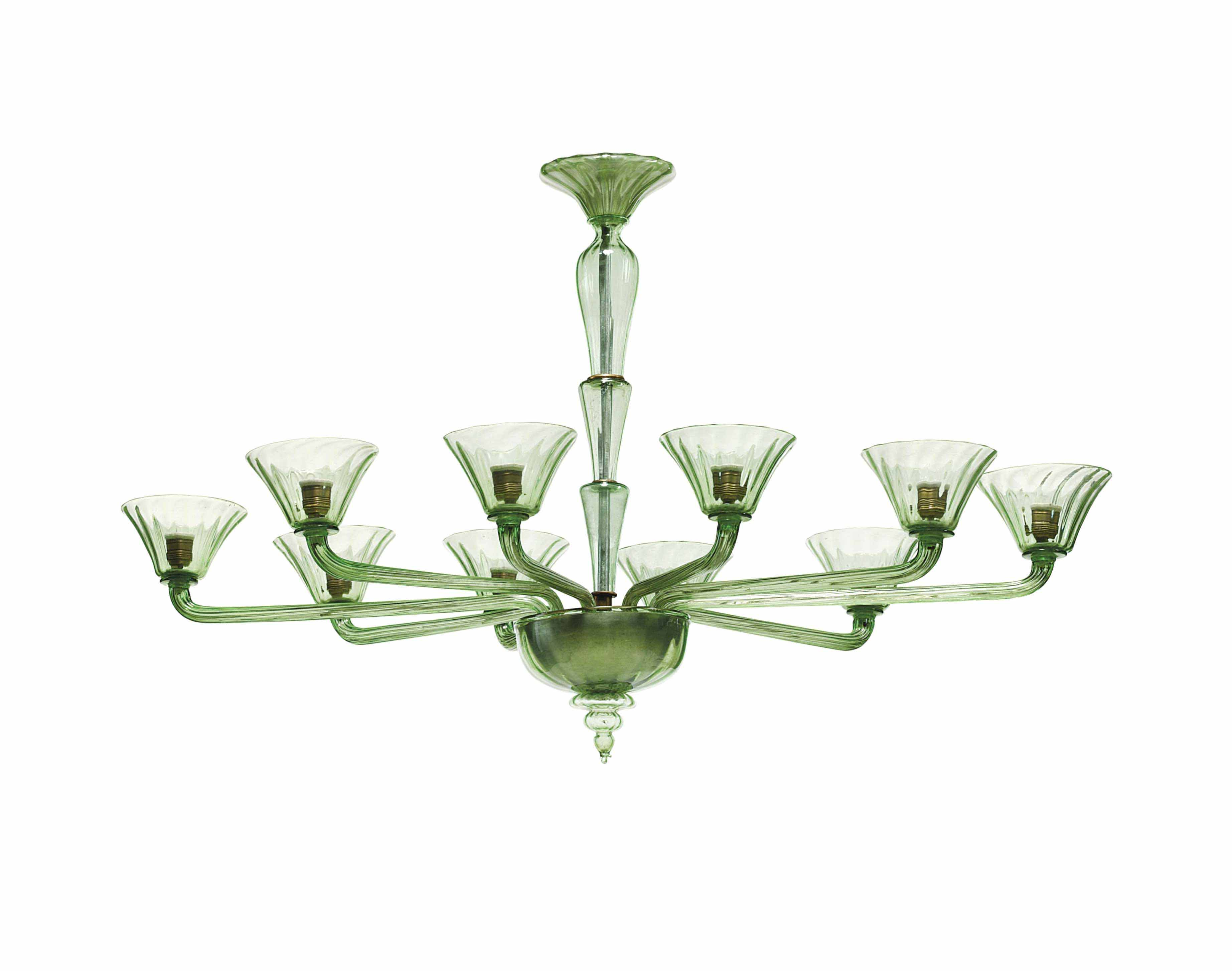 fixture lighting green modern murano glass chandelier gallery for plants cascading l living