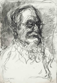 Portrait of William Empson (illustrated); and Portrait of Sir John Barbirolli