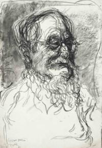 Portrait of William Empson (illustrated); and Portrait of Sir John Barbirolli