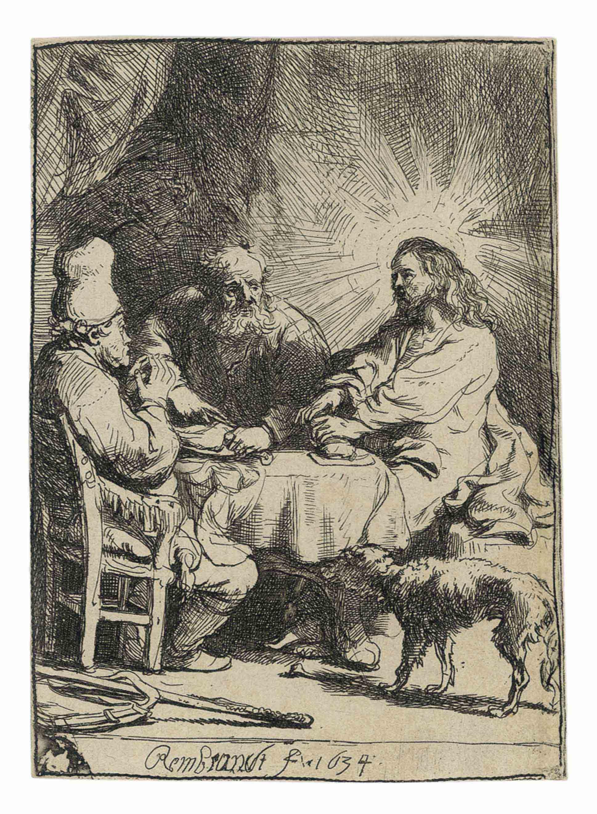 Harmensz. van Rijn Rembrandt (1606-1669)