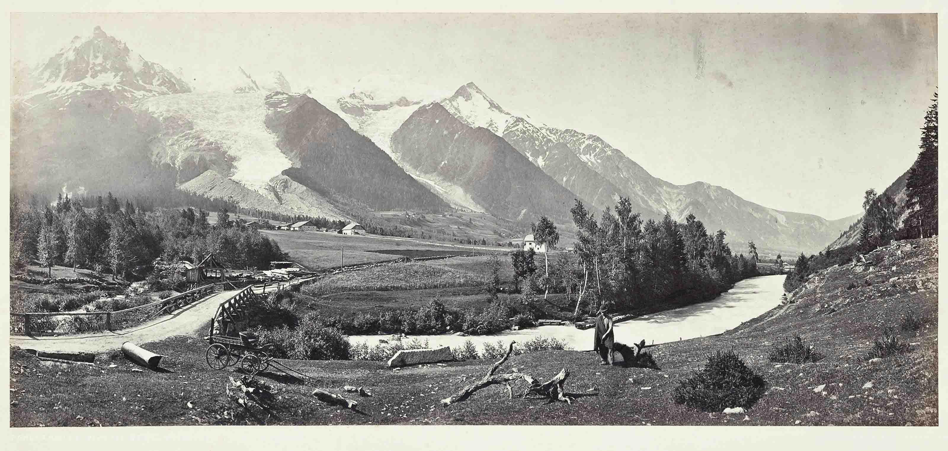 Vallée de Chamonix; Vallée de Chamonix; and Environs de Kandersteg