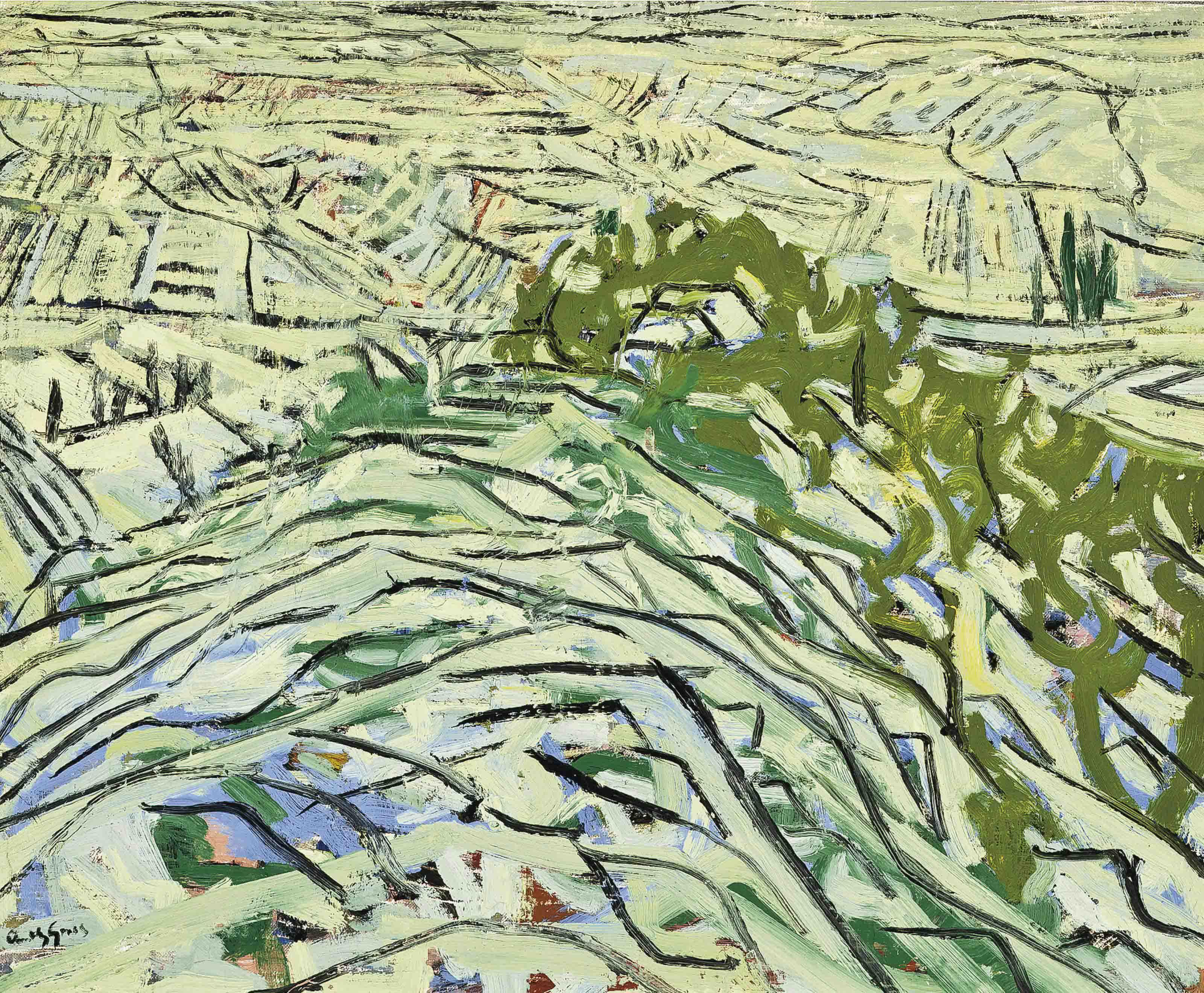 La Boulve Landscape