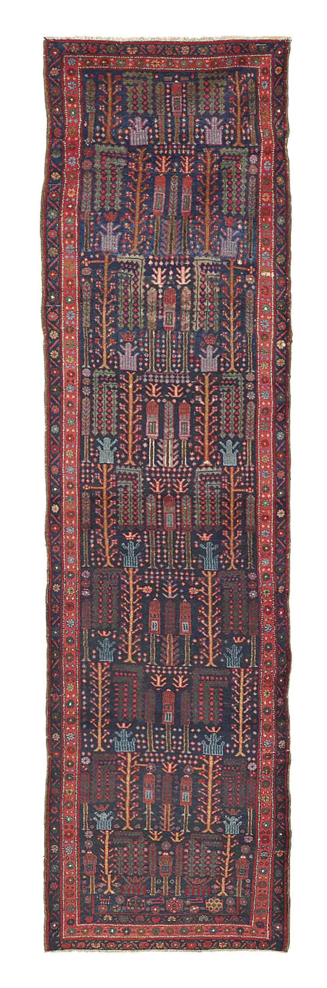 A unusual North-West Persian r
