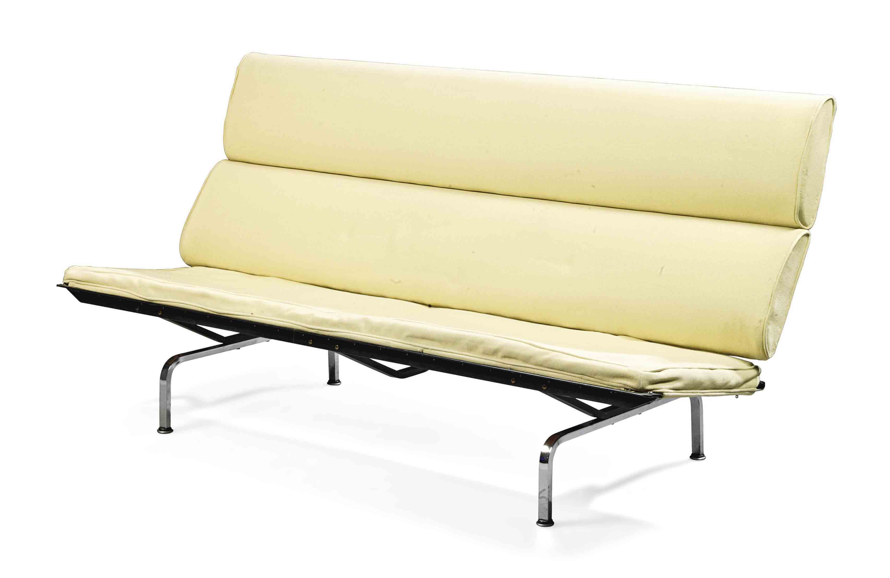 A CHARLES U0026 RAY EAMES U0027SOFA CO