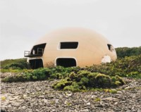 Untitled (Abandoned Pod House)