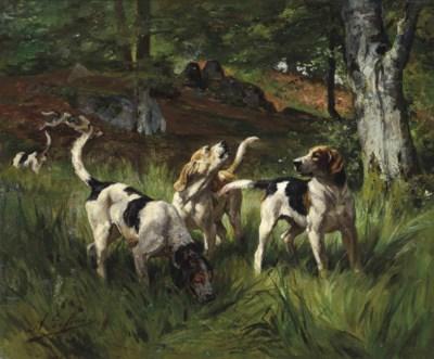 Charles Olivier De Penne (1831