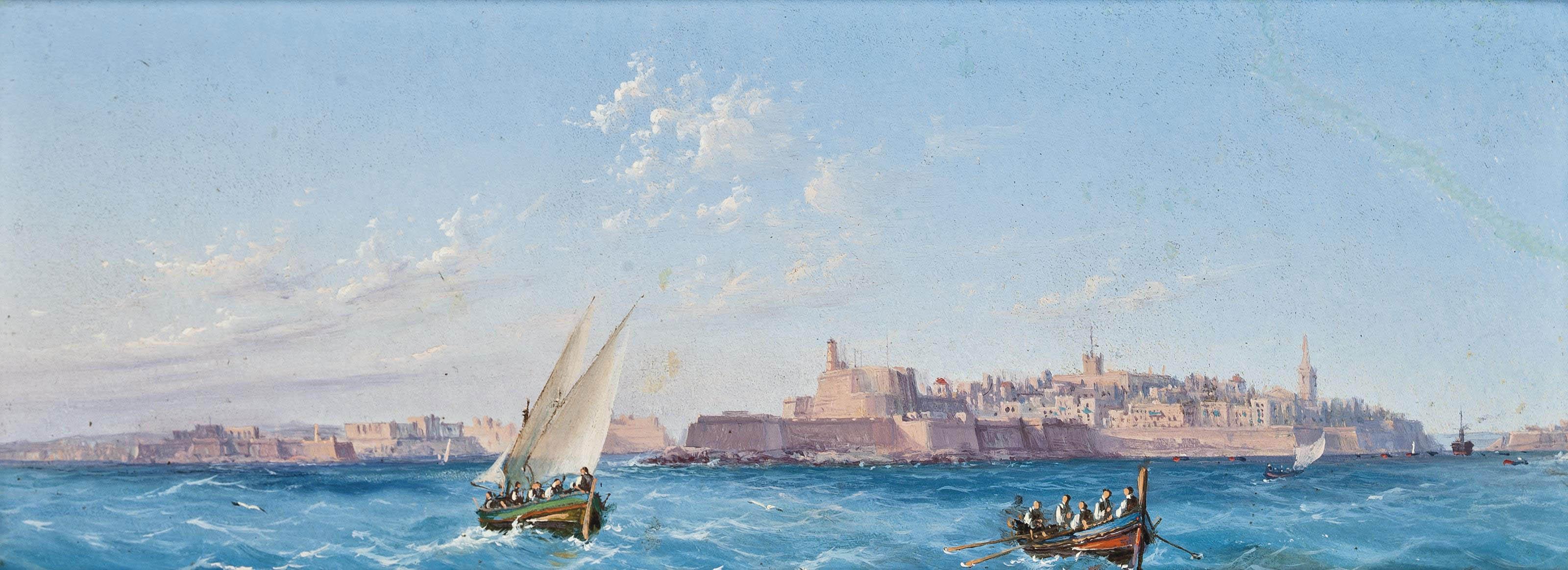 Luigi Maria Galea (Maltese, 1847-1917)