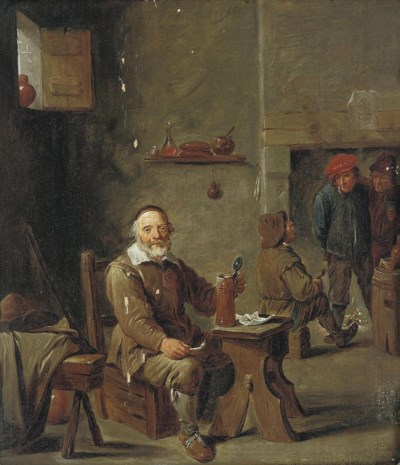 Follower of David Teniers