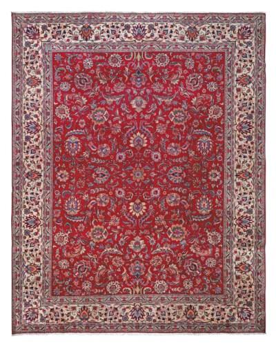 A Tabriz 'Esmaili' carpet