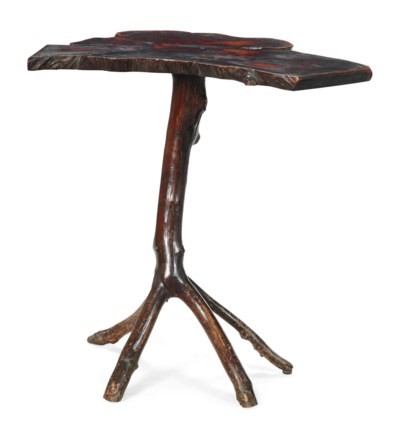 A YEW TABLE